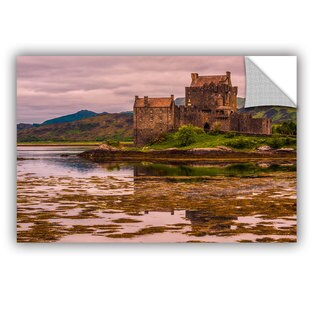ArtAppealz Steve Ainsworth's 'Eilean Donan Castle' Removable Wall Art Mural