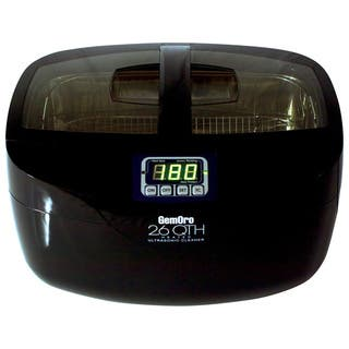 GemOro 2.6 Quart Heated Ultrasonic Cleaner|https://ak1.ostkcdn.com/images/products/13536105/P20215940.jpg?impolicy=medium