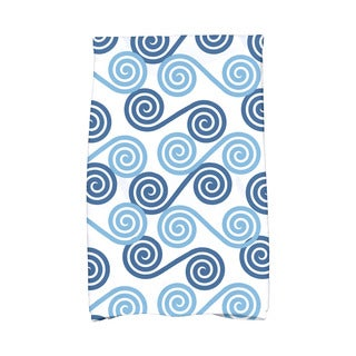 Rip Curl Geometric Print Kitchen Towel