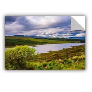 ArtAppealz Steve Ainsworth's 'A Highland Jewel' Removable Wall Art Mural|https://ak1.ostkcdn.com/images/products/13536119/P20215963.jpg?impolicy=medium
