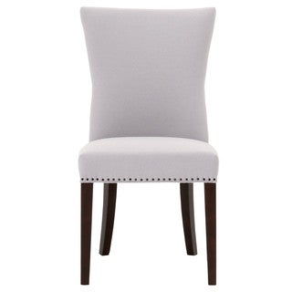 Grey Manor Levi Light Grey Dining Chairs (Set of 2)