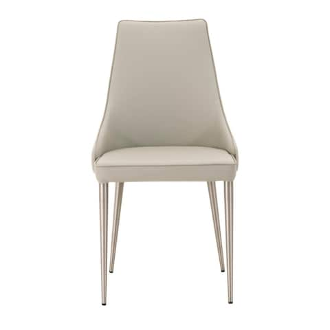 Modern Life Light Grey Ira Dining Chair (Set of 2)