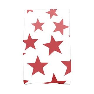Just Stars Geometric Print Hand Towel