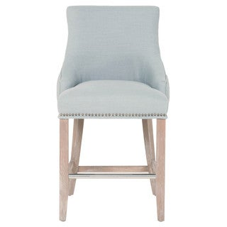 Grey Manor Norman Wood Counter Stool