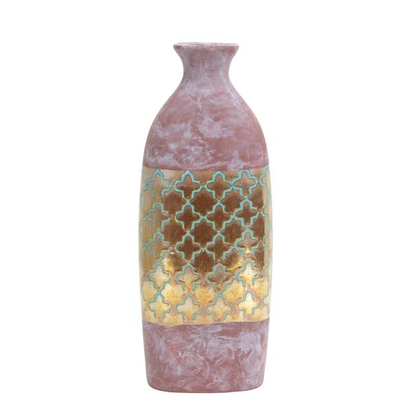 Jeco Tepe Decorative Ceramic Vase