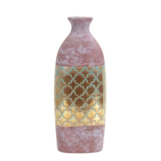 Jeco Tepe Decorative Ceramic Vase