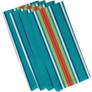19-inch Multi-Stripe Print Napkin (Set of 4)