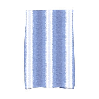 Sea Lines Stripe Print Hand Towel