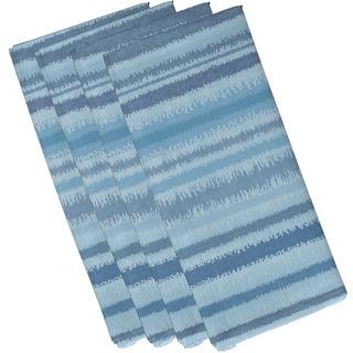 Raya De Agua Stripe Print Napkin (Set of 4)