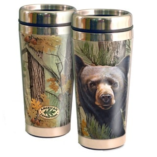 American Expedition Camo Series Stainless Steel Travel Mug