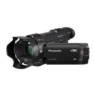 Panasonic HC-WXF991K 4K Ultra HD Camcorder with Twin Camera