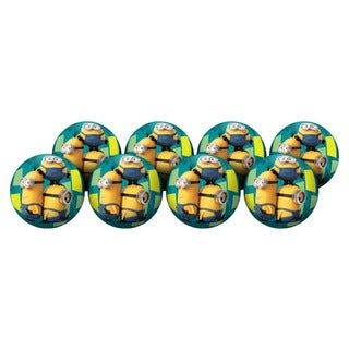 Minions 4-inch Playball Deflate Party Pack (6 per Pack)
