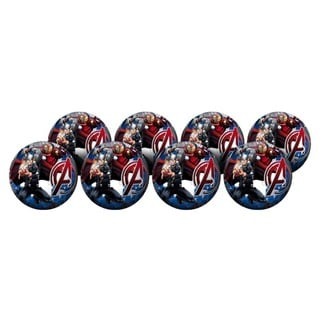 Hedstrom #4 Avengers Assemble Playball Deflate Party Pack