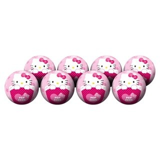 Hello Kitty Playball Deflate Party 6-Pack