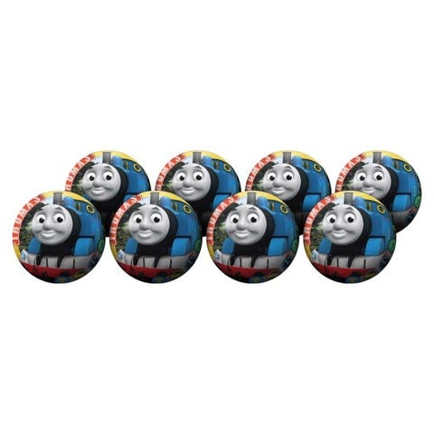 """Hedstrom Thomas The Tank 6-Inch Playball Party Pack (Pack of 8) - 6"""""""