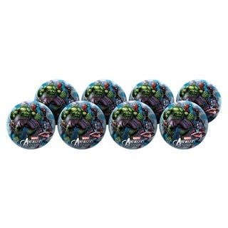 Hedstrom #6 Avengers Assemble Playball Deflate Party Pack