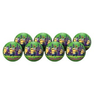 Hedstrom #10 Minions Playball Deflate Party Pack