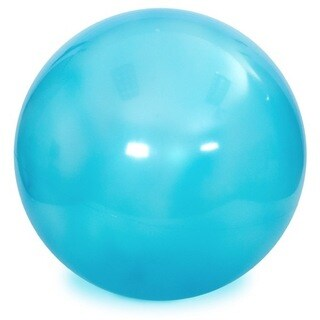 Hedstrom Duraball Blue 20-inch Play Ball and Pump
