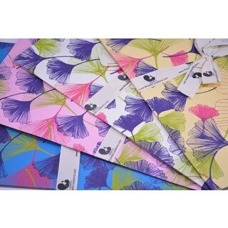 Gift Wrap with Fan Pattern (4 options available)