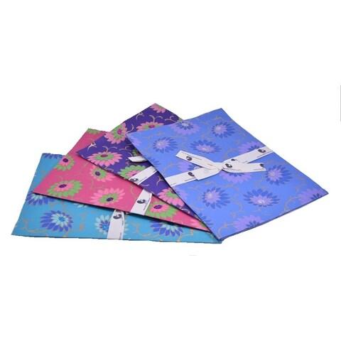 Handmade Gift Wrap with Glitter Design (Thailand)