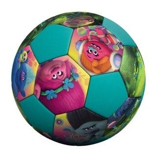 Hedstrom Jr Athletic Trolls PVC Soccer Ball - 7""