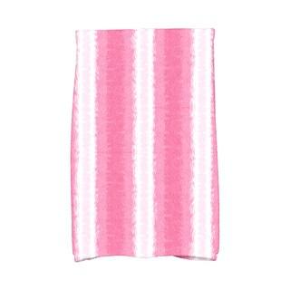 Sea Lines Stripe Print Kitchen Towel
