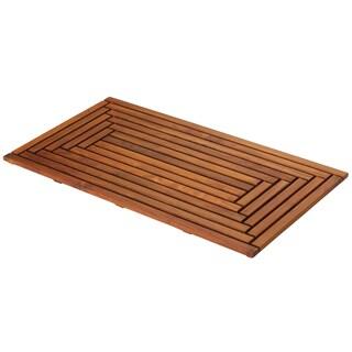 Bare Decor Oiled Finish Solid Teak Wood Giza Shower, Spa, Door Mat|https://ak1.ostkcdn.com/images/products/13542291/P20221574.jpg?_ostk_perf_=percv&impolicy=medium