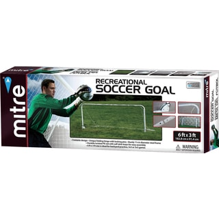 Mitre 6' X 3' Recreational Fast Fold
