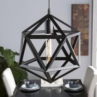 Harper Blvd Austwell Geometric Cage Pendant Lamp