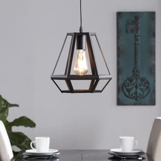 Harper Blvd Axones Caged Lantern Pendant Lamp