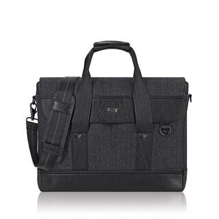 Solo Bradford 15.6-inch Laptop Messenger Briefcase