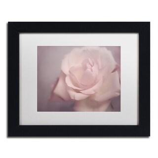 Cora Niele 'Tenderness' Matted Framed Art