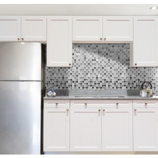 TidySquares White Shaker Kitchen