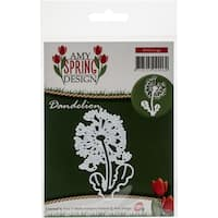 Find It Trading Amy Design Spring Die-Dandelion