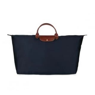 Longchamp Le Pliage Extra Large Navy Foldable Tote Bag