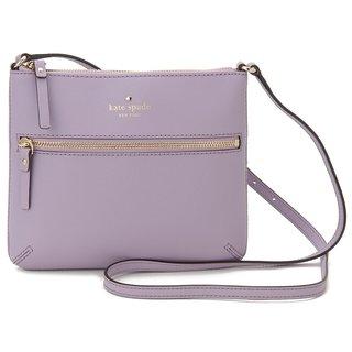 Kate Spade New York Cedar Street Market Tenley Lilac Petal Crossbody Handbag