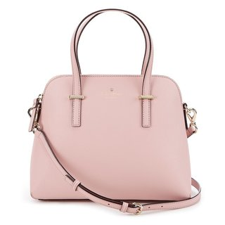 Kate Spade New York Cedar Street Maise Pink Bonnet Convertible Satchel Handbag