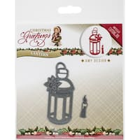 Find It Trading Amy Design Christmas Greetings Die-Lantern