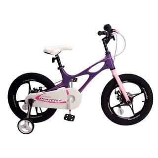 RoyalBaby Multicolored Magnesium Space Shuttle Kid's Bike