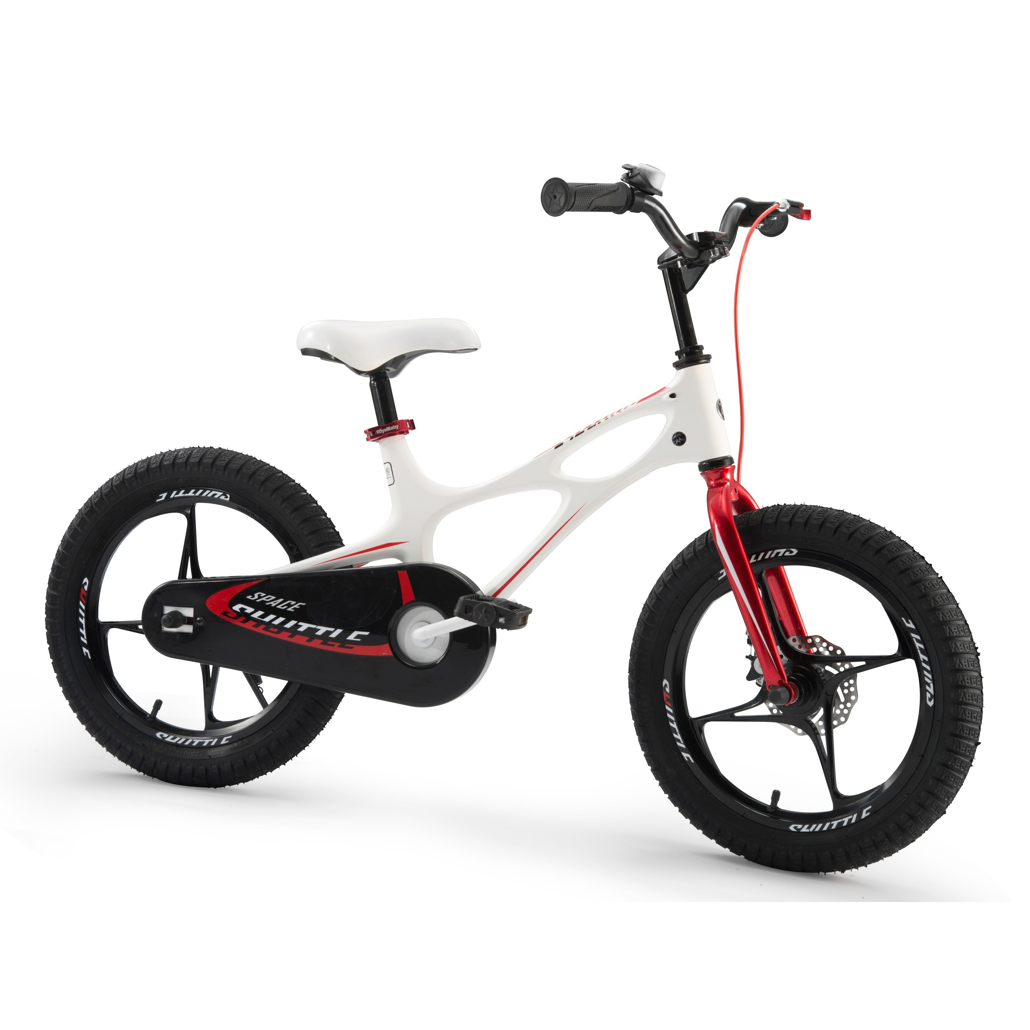 ac1ef75973e8 Shop RoyalBaby Magnesium Space Shuttle 16-inch Kids' Bike - 16 - Free  Shipping Today - Overstock - 13546384
