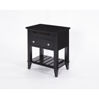 Standing Room Only 2 Drawer Nightstand