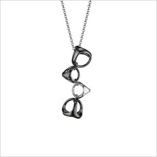 Di Modolo Icona Black Rhodium-plated Sterling Silver Necklace