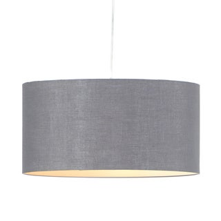 Lucent Fabric Shade Pendant