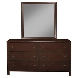 Alpine Solana 6 Drawer Dresser