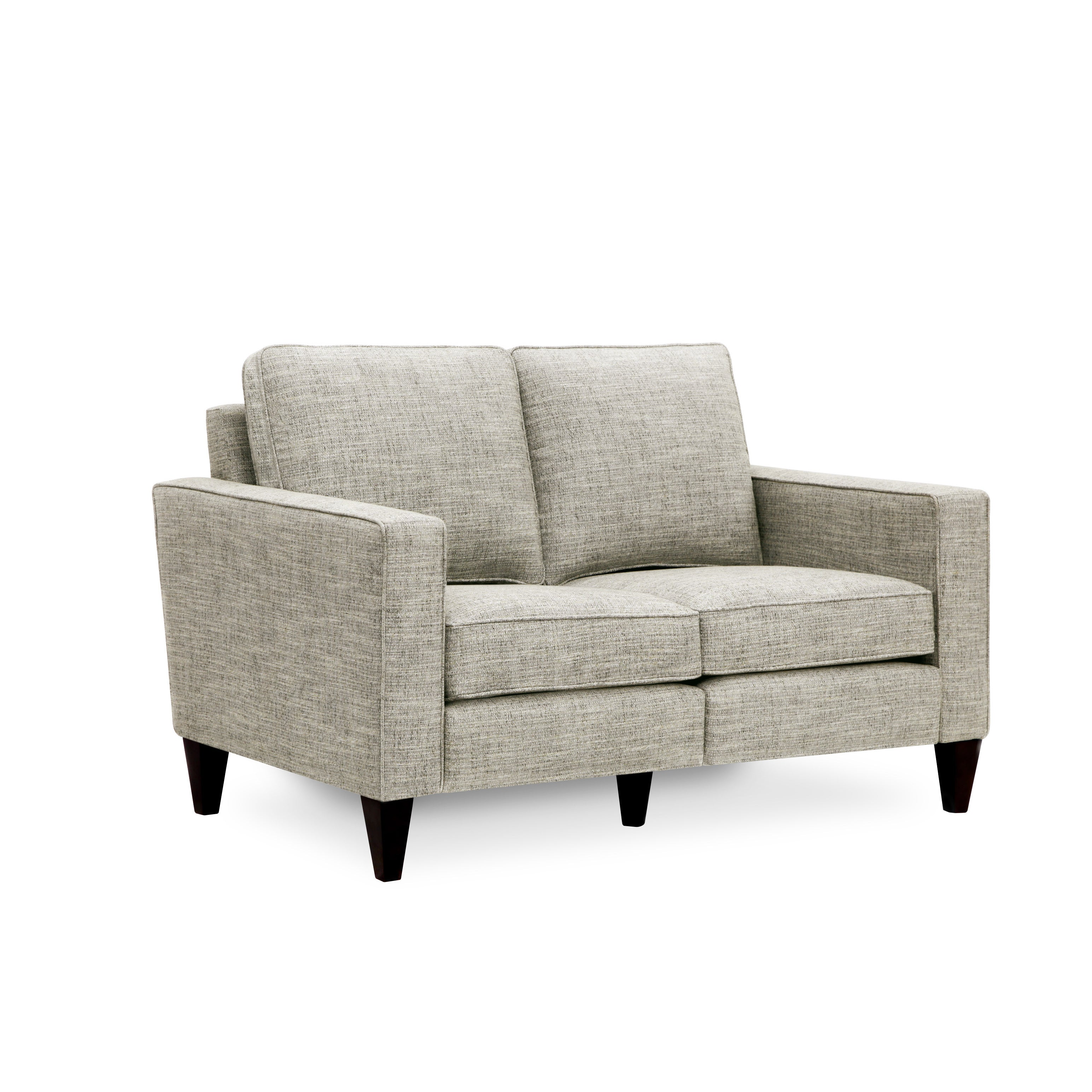 Picture of: Shop Wesley Off White Loveseat Free Shipping Today Overstock 13547137