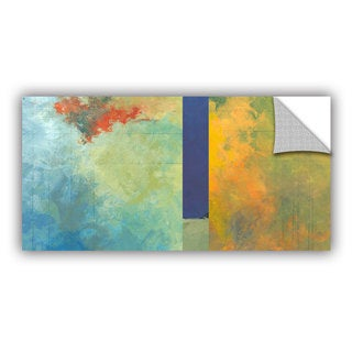 ArtAppealz Jan Weiss's 'Textured Earth Panel III' Removable Wall Art Mural