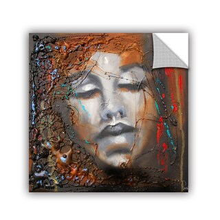 ArtAppealz Susi Franco's 'No More Sorrow' Removable Wall Art Mural