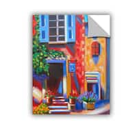 ArtAppealz Susi Franco's 'Cafe Tino' Removable Wall Art Mural