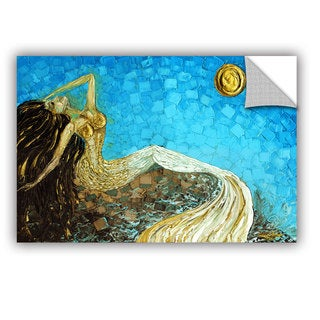 ArtAppealz Susanna Shaposhnikova's 'Mermaid' Removable Wall Art Mural (4 options available)