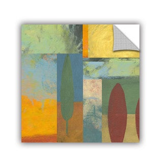ArtAppealz Jan Weiss's 'Tuscany Square II' Removable Wall Art Mural